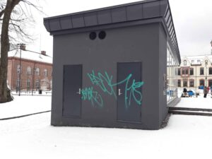 graffitifjerning